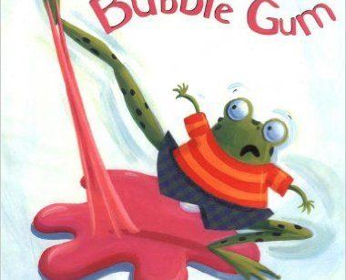 Bubble Gum Bubble Gum Book