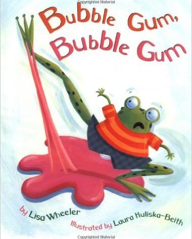 Bubble Gum Bubble Gum Book