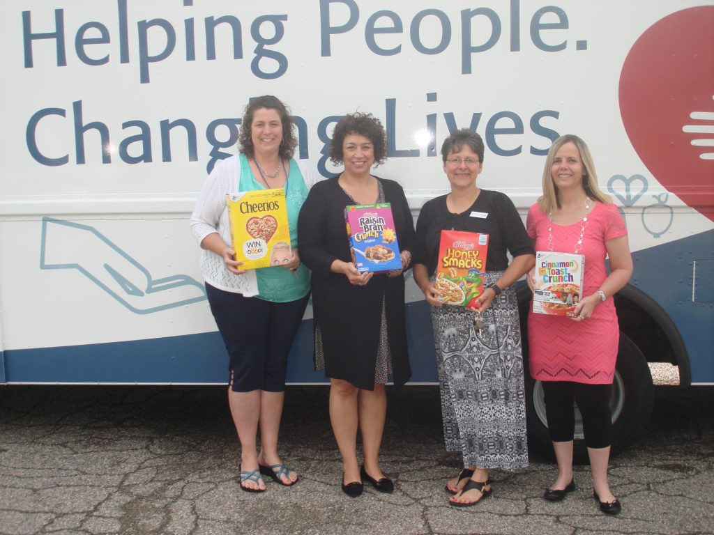 Allegan County Cereal Drive 2018