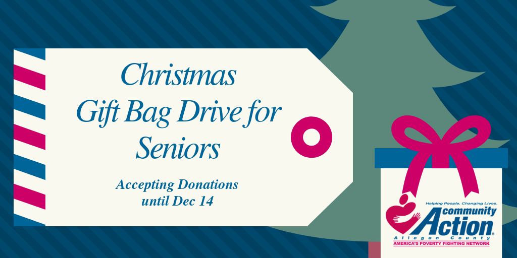 Christmas Drive for Seniors 2018