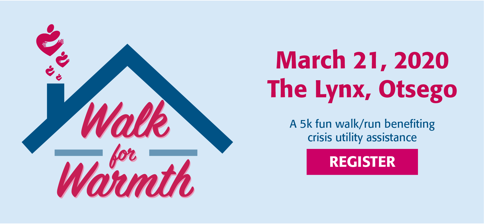 Walk for Warmth March 21