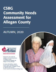 CSBG Community Needs Assessment for Allegan County